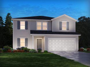 Brentwood - Holland Park: Spartanburg, South Carolina - Meritage Homes