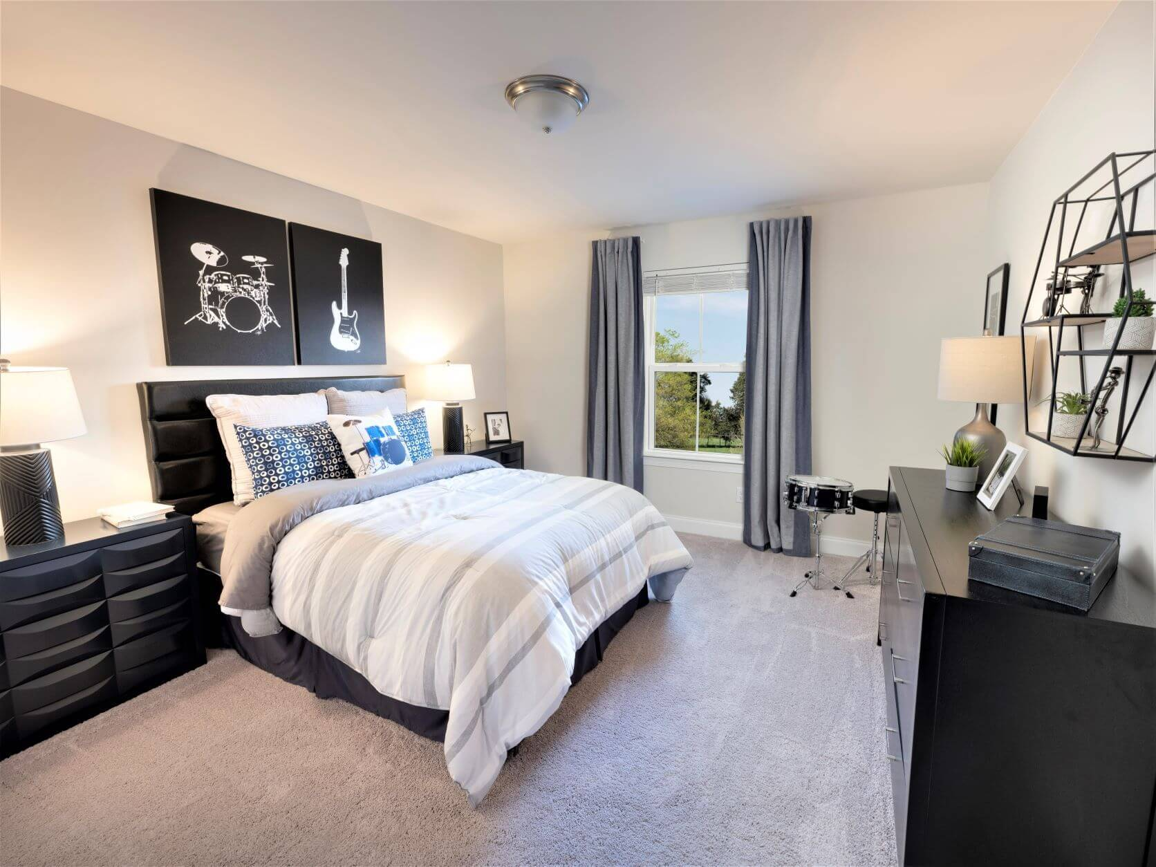 Bedroom featured in the Beckett By Meritage Homes in Nashville, TN