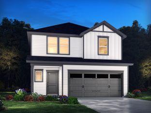 Paisley Basement - The Montage: Raleigh, North Carolina - Meritage Homes