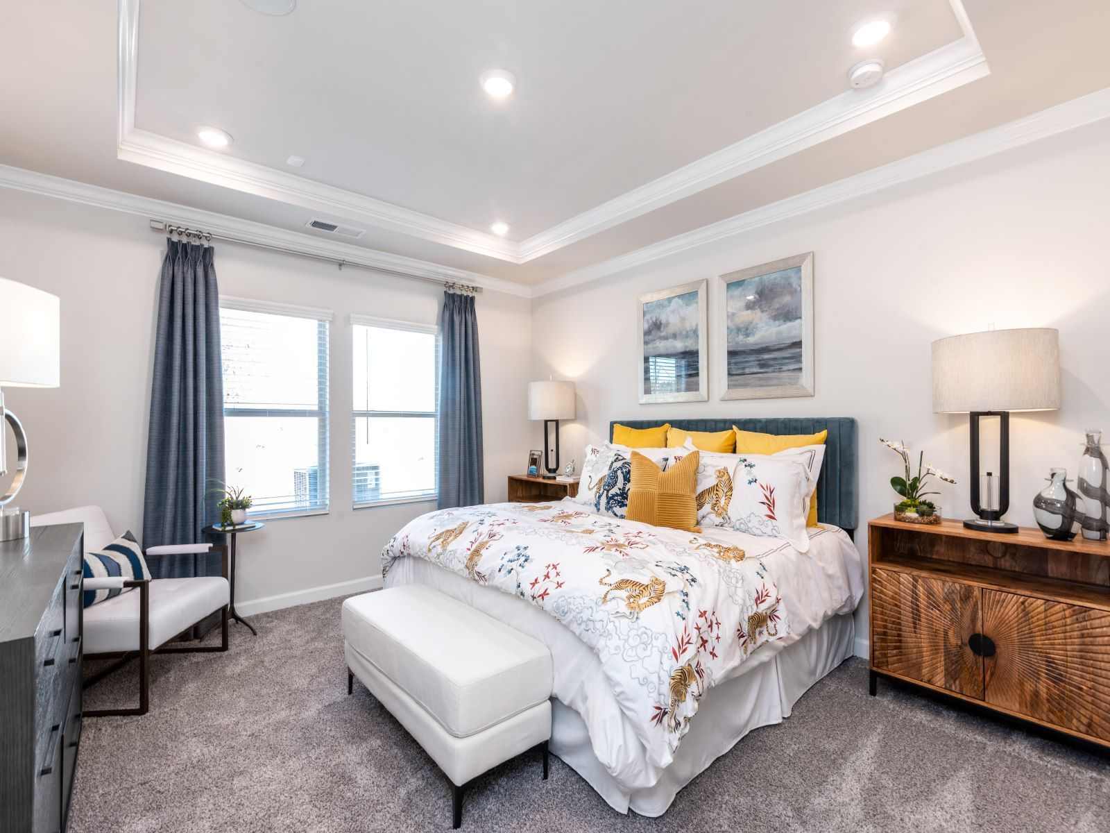 Bedroom featured in the Gibson By Meritage Homes in Greenville-Spartanburg, SC