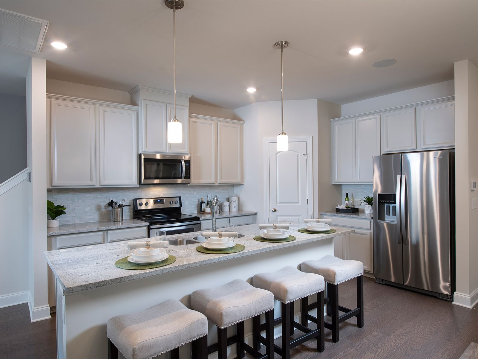 Kitchen featured in the Opal By Meritage Homes in Nashville, TN