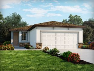 Denali - Monroe Meadows: Wesley Chapel, Florida - Meritage Homes