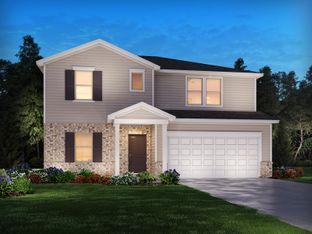 Sherwood - Carlton Landing: Rockvale, Tennessee - Meritage Homes
