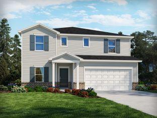 Johnson - Riverbrook: Hermitage, Tennessee - Meritage Homes