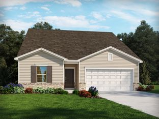 Northbrook - Riverbrook: Hermitage, Tennessee - Meritage Homes