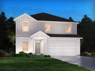 Rockwell - The Woods at Clover Glen: Antioch, Tennessee - Meritage Homes