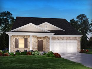 Northbrook - The Woods at Clover Glen: Antioch, Tennessee - Meritage Homes
