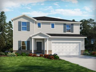 Johnson - The Woods at Clover Glen: Cane Ridge, Tennessee - Meritage Homes