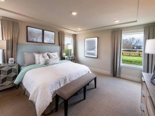 Jade - Wexford Park Townes: Fountain Inn, South Carolina - Meritage Homes