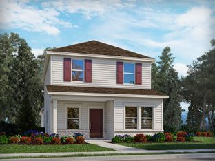 Reece - Riverbrook: Hermitage, Tennessee - Meritage Homes