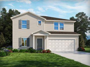 Sherwood - Garrison Grove: Simpsonville, South Carolina - Meritage Homes