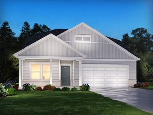 Manchester - The Woods at Clover Glen: Antioch, Tennessee - Meritage Homes