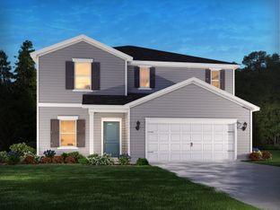 Dakota - Stillhouse Farms: Graham, North Carolina - Meritage Homes