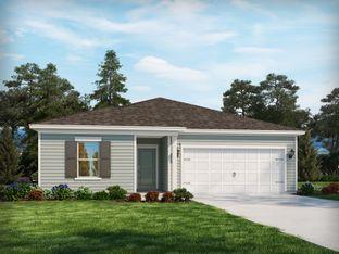 Buchanan - Stillhouse Farms: Graham, North Carolina - Meritage Homes