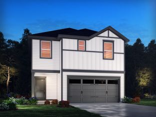 Dallas Basement - The Montage: Raleigh, North Carolina - Meritage Homes