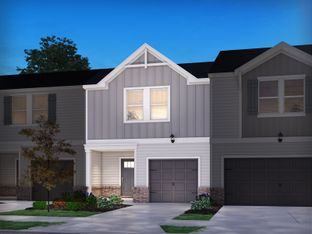 Amber - West End Station: Lebanon, Tennessee - Meritage Homes