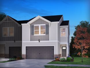 Opal - West End Station: Lebanon, Tennessee - Meritage Homes