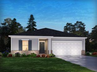 Buchanan - Westwind Reserve: Murfreesboro, Tennessee - Meritage Homes