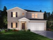 Westwind Reserve by Meritage Homes in Nashville Tennessee