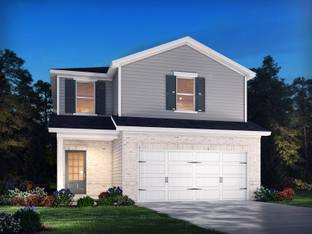 Finley - Parc Terrace: Holly Springs, Georgia - Meritage Homes