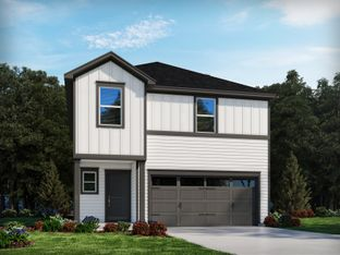 Lennon - The Montage: Raleigh, North Carolina - Meritage Homes