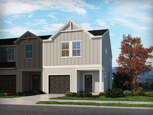Amber - Skyridge: Nashville, Tennessee - Meritage Homes