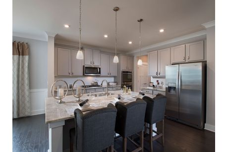 Kitchen-in-Shelby-at-Bridgewater-in-Simpsonville