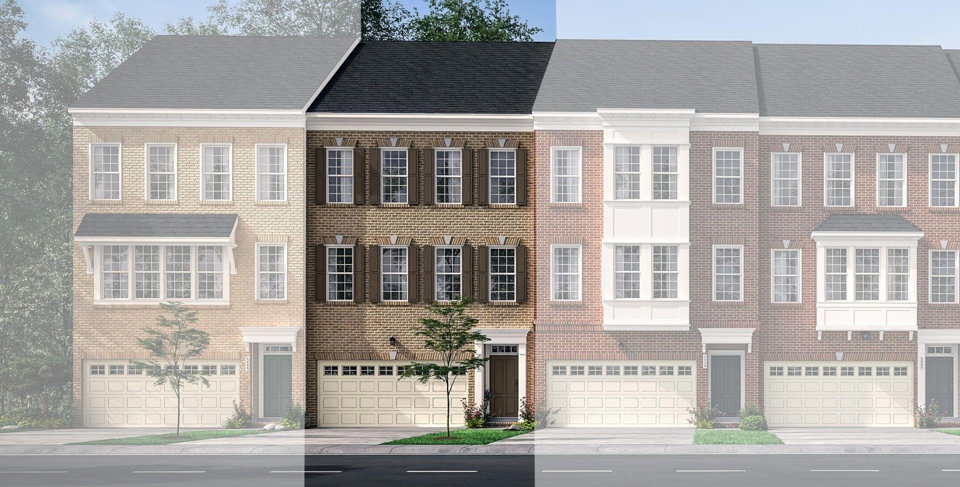 New Construction Homes & Plans in Upper Marlboro, MD | 2,289