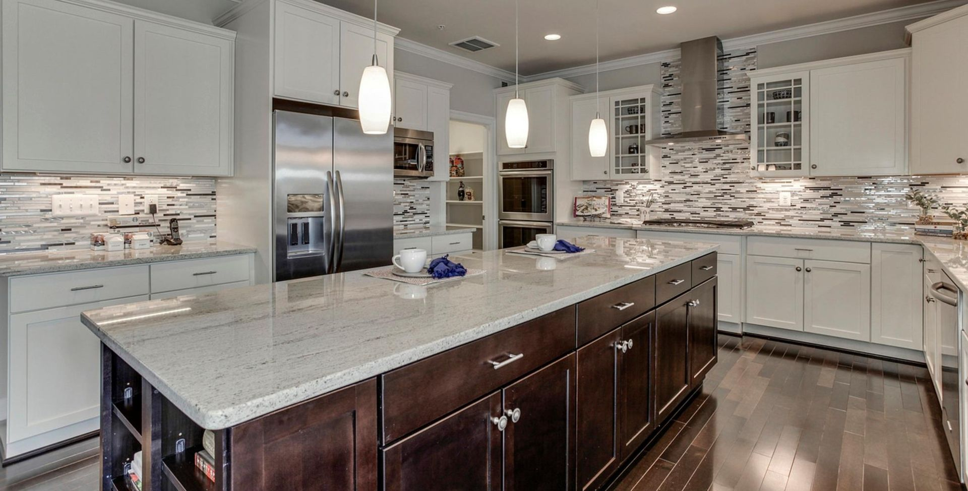 Kitchen featured in the Sorrento MG By Mid-Atlantic Builders in Washington, MD