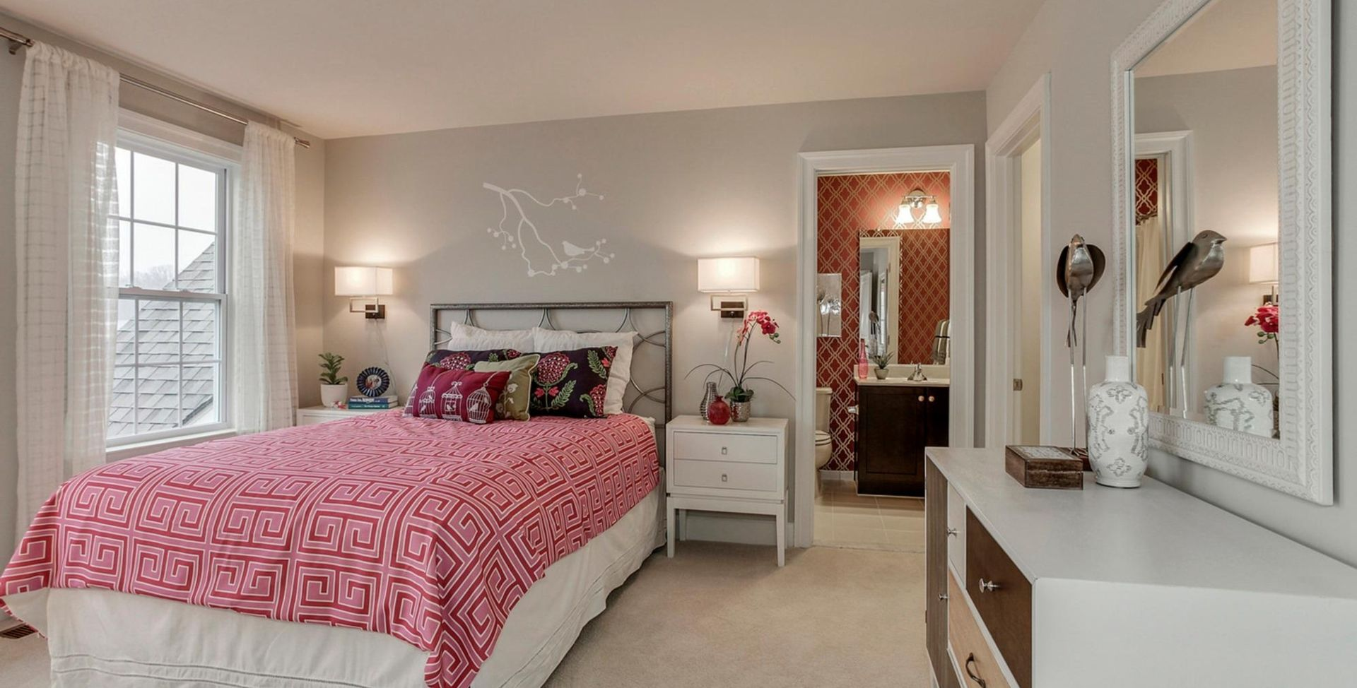 Bedroom featured in the Sorrento MG By Mid-Atlantic Builders in Washington, MD