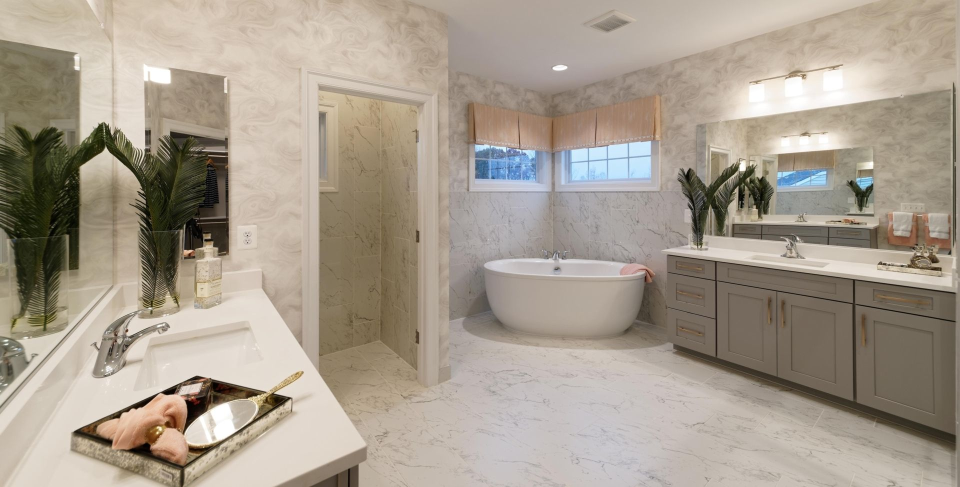 Bathroom featured in the Sorrento MG By Mid-Atlantic Builders in Washington, MD