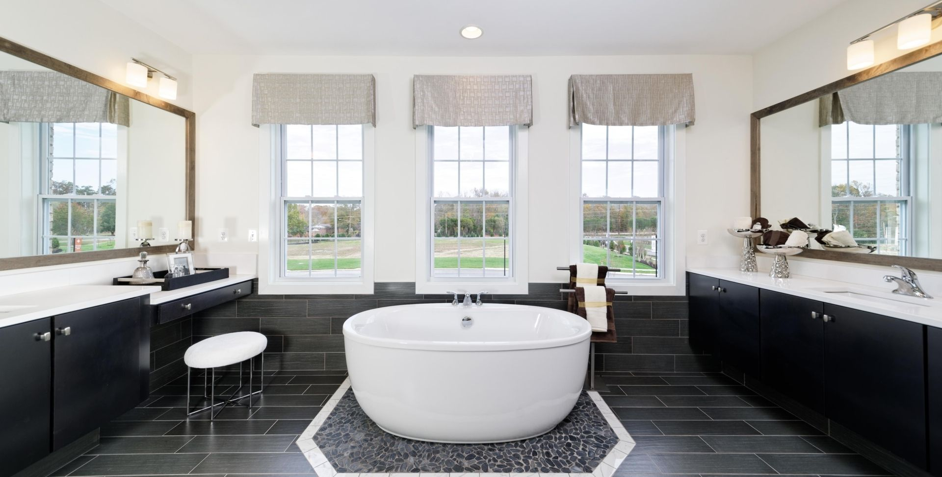 Bathroom featured in the Palermo By Mid-Atlantic Builders in Washington, MD