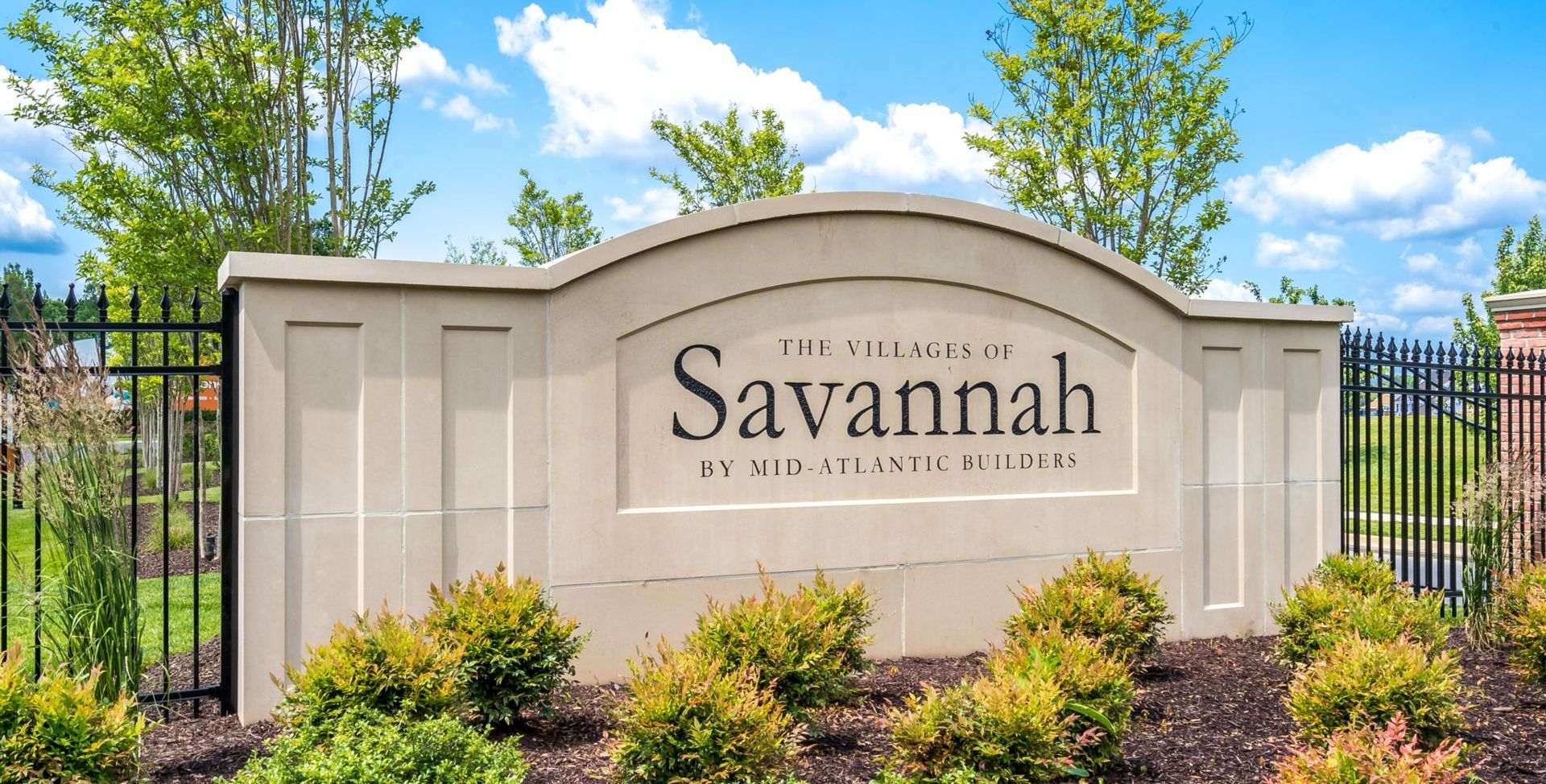'The Villages of Savannah' by Mid-Atlantic Builders in Washington