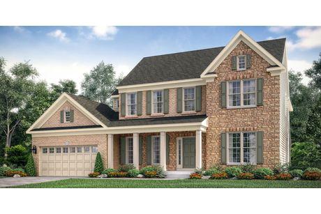 Monticello 2.0-Design-at-The Villages of Savannah - Madison Village-in-Brandywine