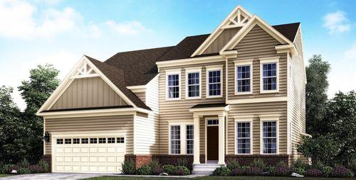 Matera MG-Design-at-The Villages of Savannah - Madison Village-in-Brandywine
