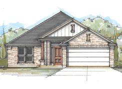 Bedford - Larkspur: Leander, Texas - Milestone Community Builders