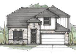 Eastland - Larkspur: Leander, Texas - Milestone Community Builders