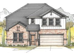 Jefferson - Larkspur: Leander, Texas - Milestone Community Builders