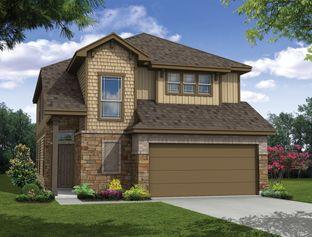 Lamar - Larkspur: Leander, Texas - Milestone Community Builders