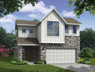 Lambert - Larkspur: Leander, Texas - Milestone Community Builders