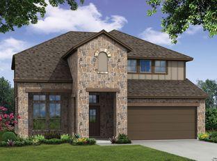 Whitney - The Hills of Bear Creek: Manchaca, Texas - Milestone Community Builders