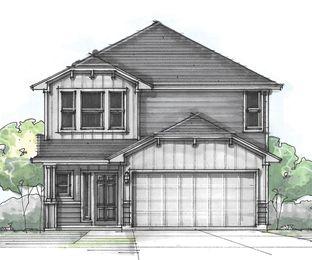 Lyric 2 - Vistas of Austin: Austin, Texas - Milestone Community Builders