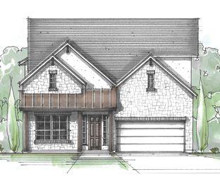 Glendale - Wilson Trace: Cedar Park, Texas - Milestone Community Builders