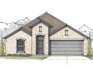 Hamlin - Larkspur: Leander, Texas - Milestone Community Builders