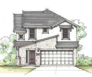 Lyric - Larkspur: Leander, Texas - Milestone Community Builders