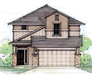 Tenor - Larkspur: Leander, Texas - Milestone Community Builders