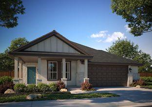 Barstow 2 - Cool Springs: Kyle, Texas - Milestone Community Builders