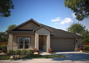 Hamlin - Cool Springs: Kyle, Texas - Milestone Community Builders