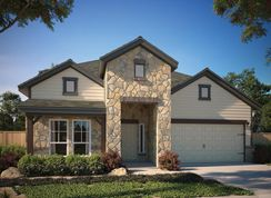 Lewisville - Larkspur: Leander, Texas - Milestone Community Builders