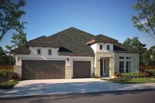 Caroline - Skyridge: Austin, Texas - Milestone Community Builders